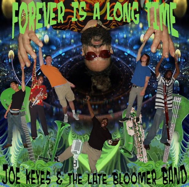 Forver is a long time Final Cd cover